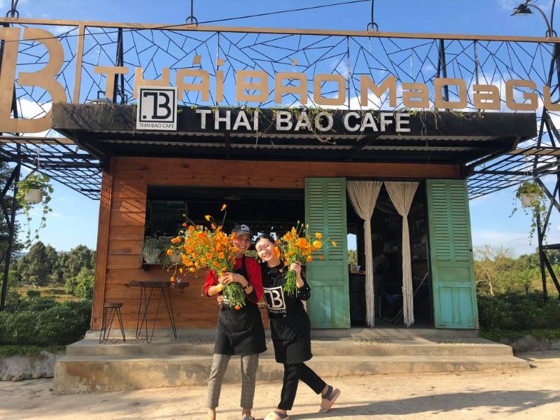 thai bao cafe madagui da huoai